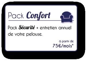 Pack Confort conciergerie loire atlantique 44 morbihan 56