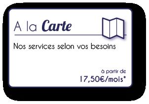 Services à la Carte - service à la personne conciergerie loire atlantique 44 morbihan 56